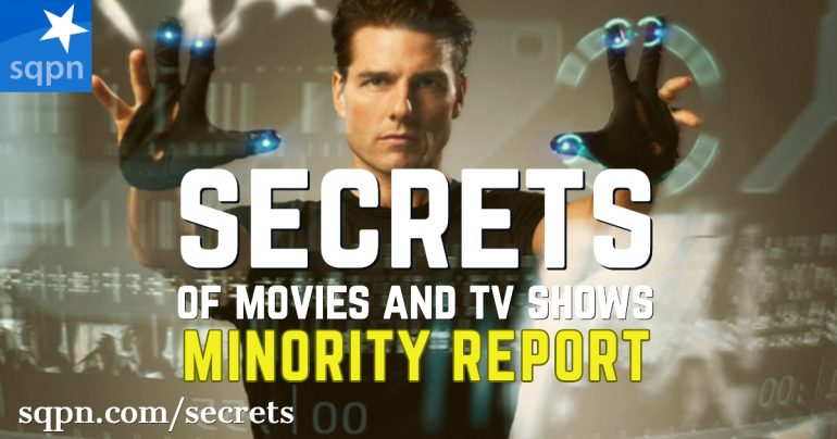 SCR035: The Secrets of Minority Report