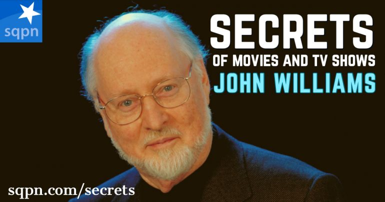 SCR036: The Secrets of John Williams