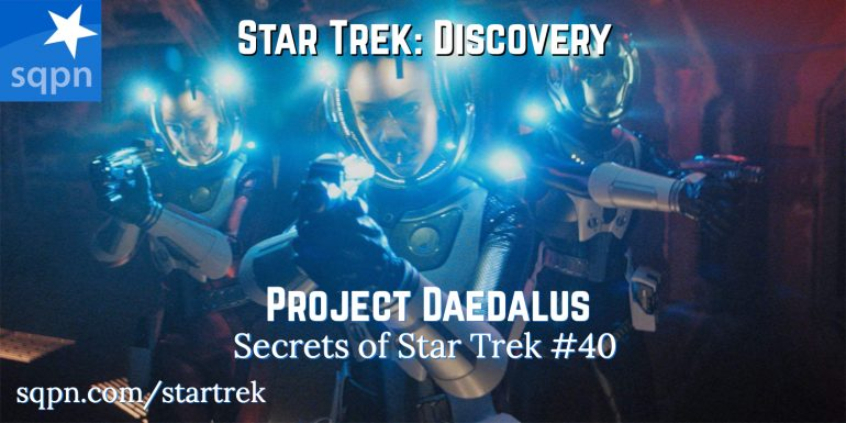 SST040: Project Daedalus