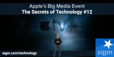 TEC012: Apple's Big Media Event
