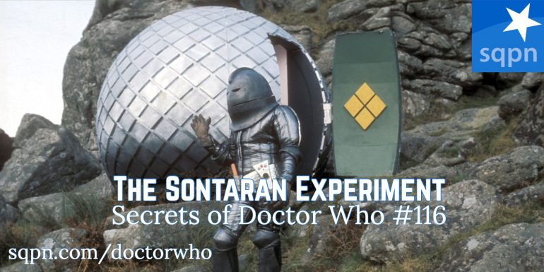 WHO116: The Sontaran Experiment