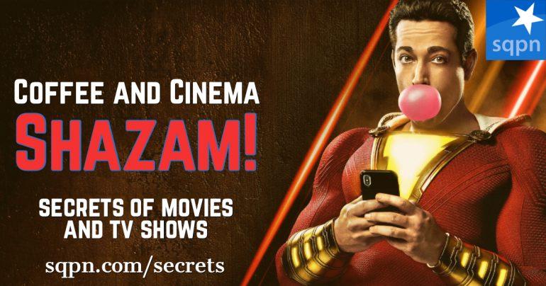 Shazam! – Coffee and Cinema