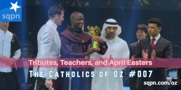 Tributes, Teachers, and April Easters