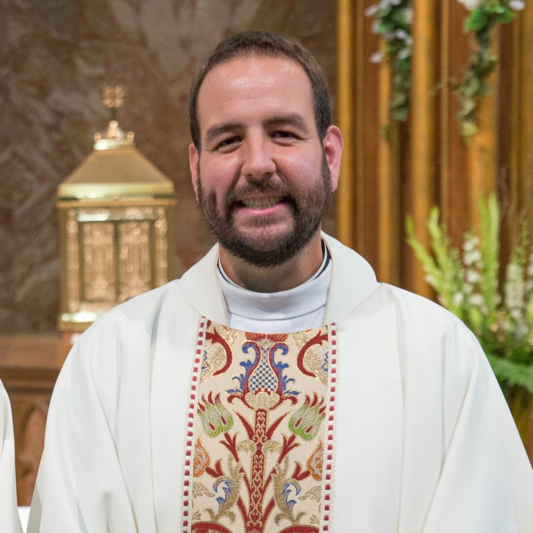 Fr. Andrew Kinstetter