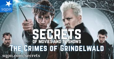 The Secrets of the Crimes of Grindelwald