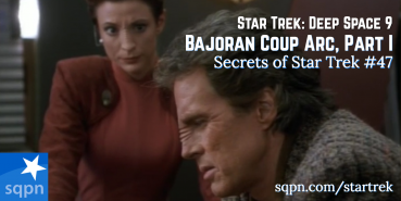 The Bajoran Coup Arc, Part I (DS9)