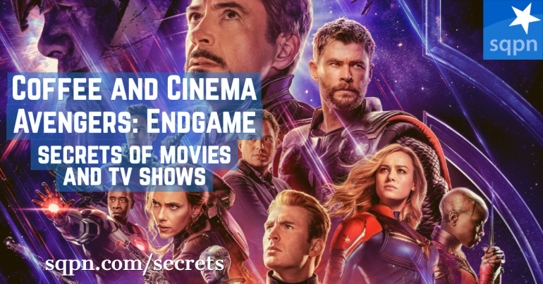 Avengers: Endgame – Coffee and Cinema