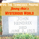 John Hendrix grave