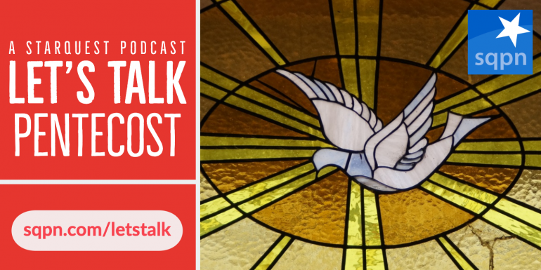 Let's Talk about Pentecost