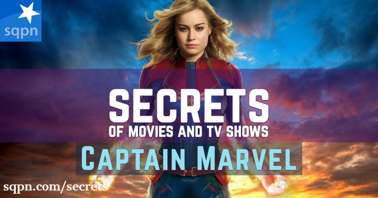 The Secrets of Captain Marvel