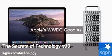 Apple's WWDC Goodies