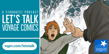 Let's Talk about Voyage Comics