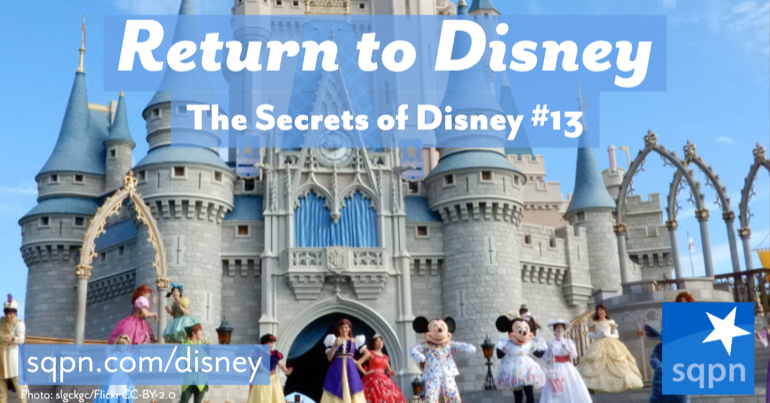 Return to Disney