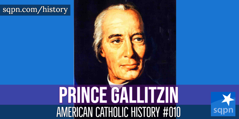 Prince Gallitzin
