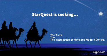 An important message from StarQuest's Dom Bettinelli