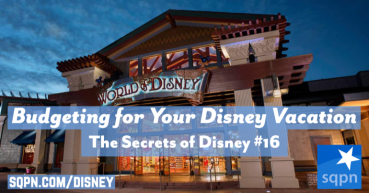 Budgeting for Your Disney Vacation