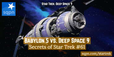 Comparing Babylon 5 and Deep Space 9