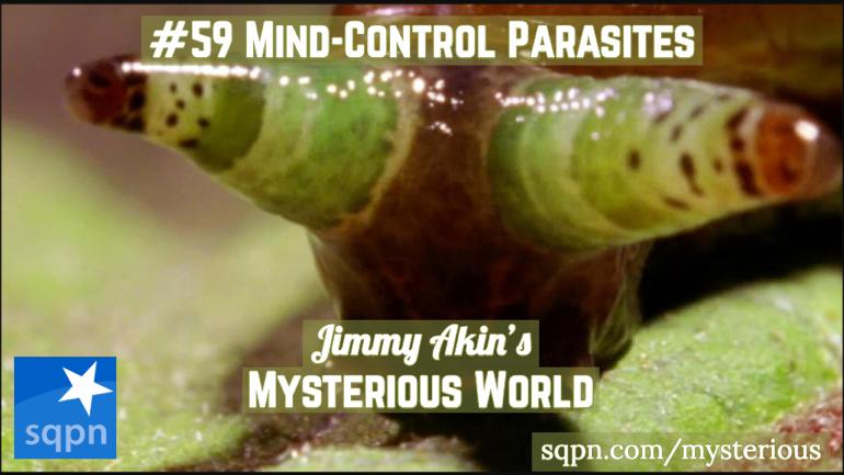 Mind-Control Parasites