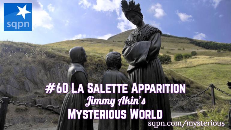 La Salette Apparition
