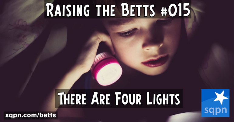 There Are Four Lights!