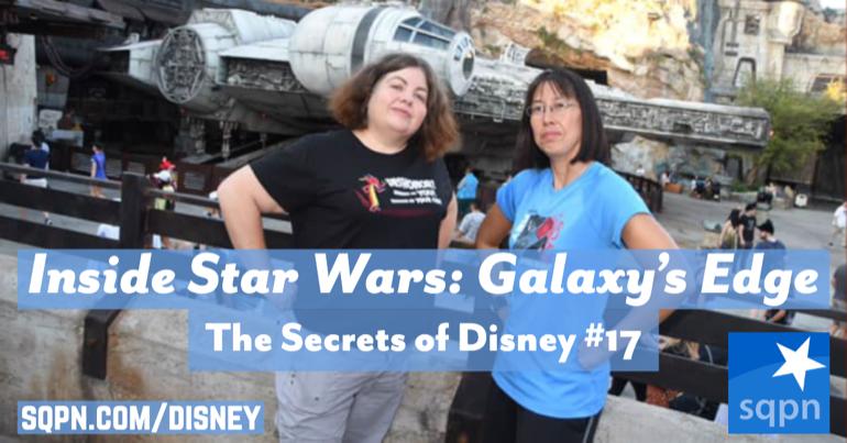 Inside Star Wars Galaxy's Edge