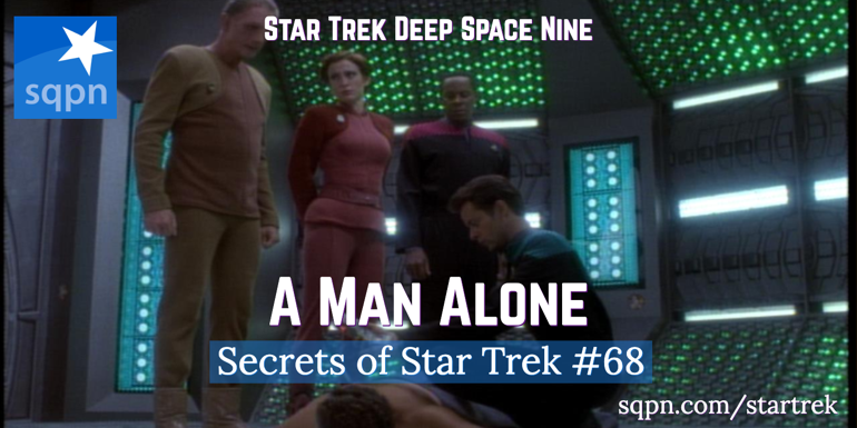 A Man Alone (DS9)