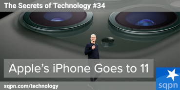 Apple's iPhone Goes to 11