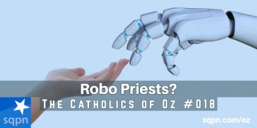 Robo Priests?