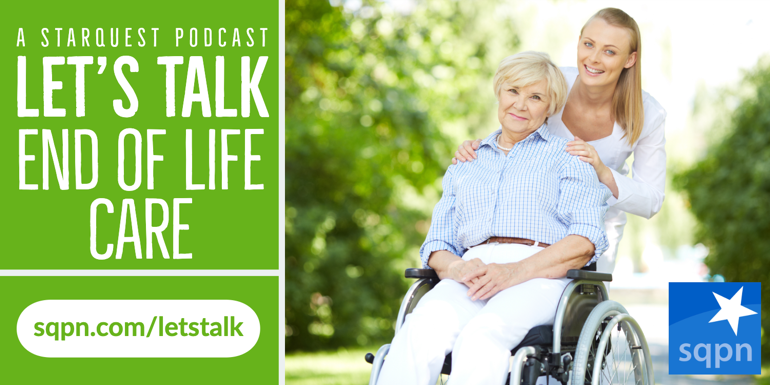 Let's Talk about End of Life Care
