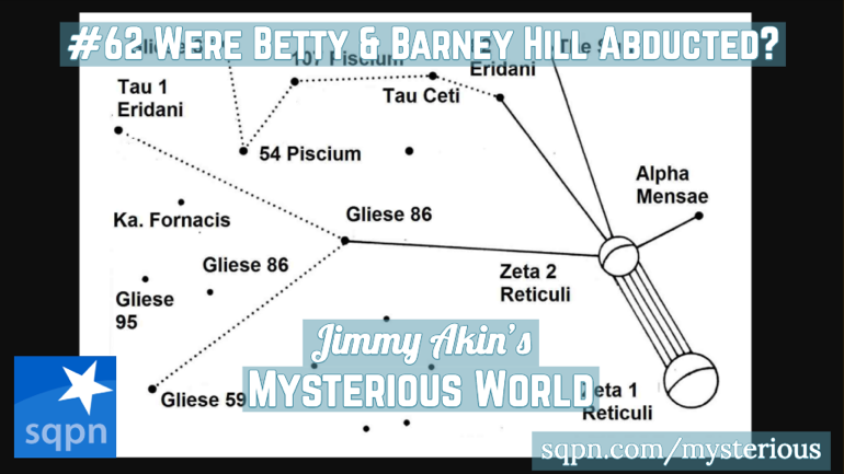 Were Betty & Barney Hill Abducted?