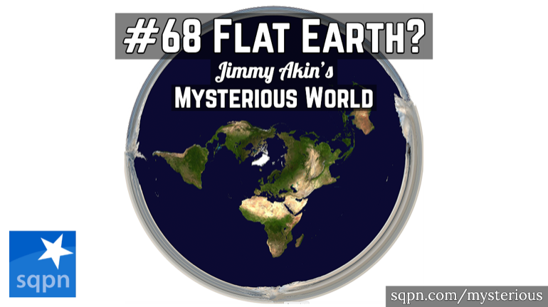 Is the Earth Flat?