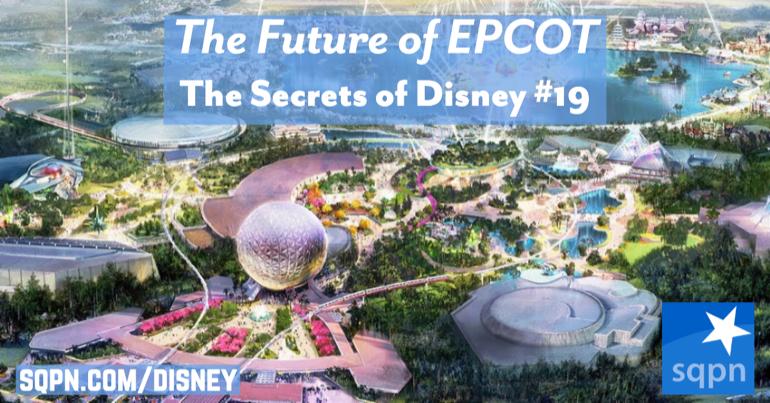 The Future of EPCOT