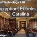 Encryption, Ebooks, and Catalina