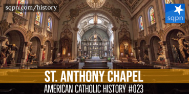 St. Anthony Chapel, Pittsburgh