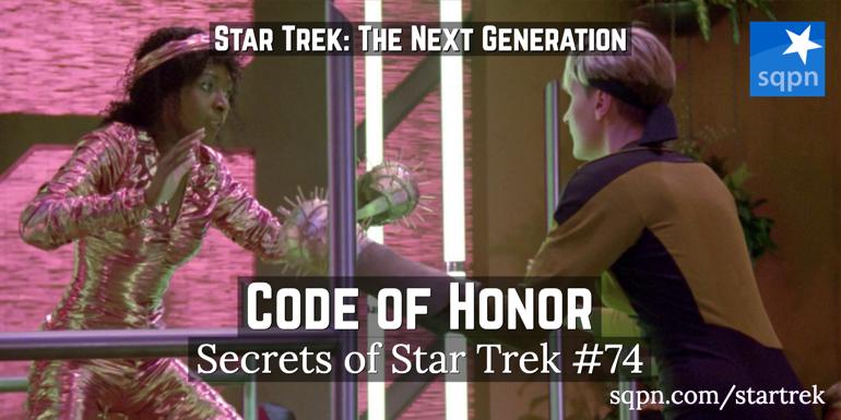 Code of Honor (TNG)