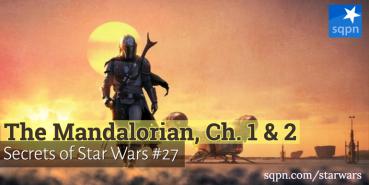 The Mandalorian Ch. 1 & 2