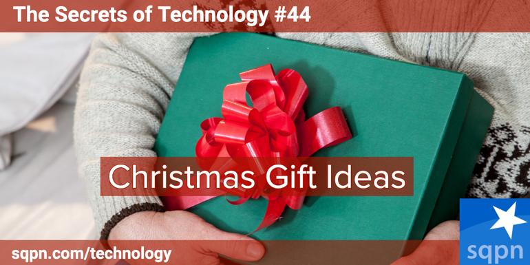 Christmas Tech Gift Ideas
