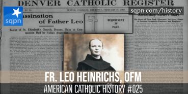 Fr. Leo Heinrichs, OFM