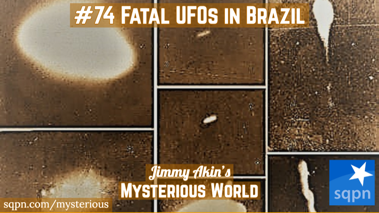 Fatal Colares UFO Encounters in Brazil (1977)