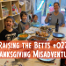 Thanksgiving Misadventure
