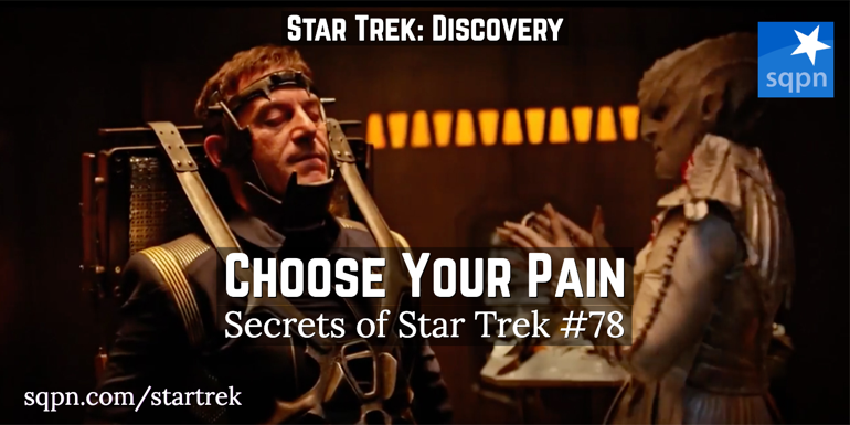 Choose Your Pain (Discovery)