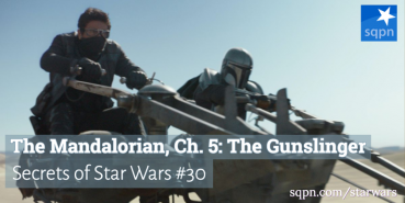 The Mandalorian, Ch. 5: The Gunslinger