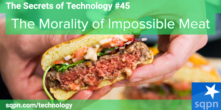 The Morality of Impossible Meat