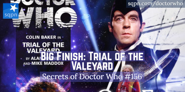 Big Finish: Trial of the Valeyard