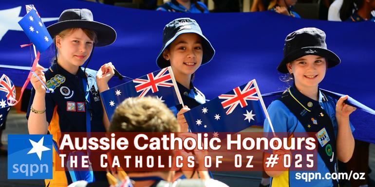 Aussie Day Catholic Honours