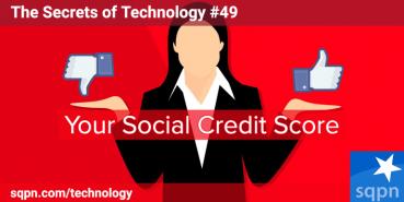 Your Social Credit Score