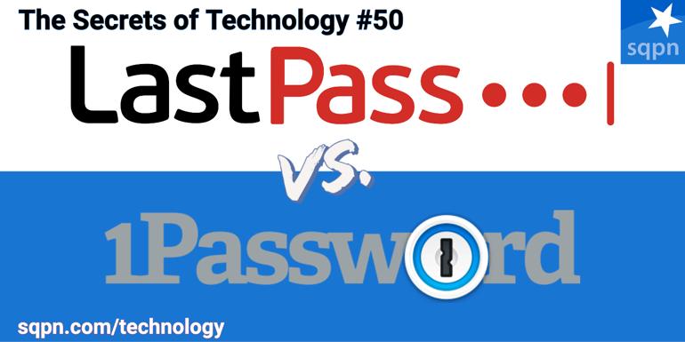 Password Manager Showdown: LastPass vs. 1Password
