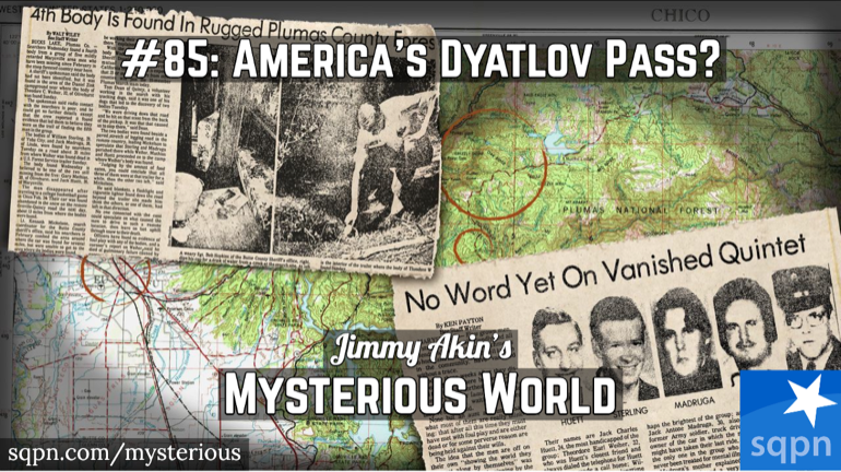 America's Dyatlov Pass? (The Boys from Yuba City)