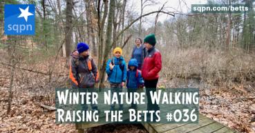Winter Nature Walking