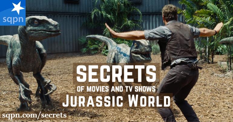The Secrets of Jurassic World